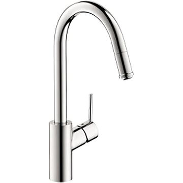 Hansgrohe Talis S Chrome 1-Handle Deck-Mount Pull-Down Handle Kitchen Faucet   14872001