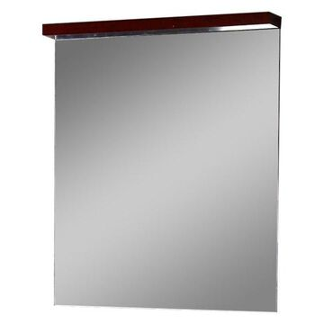 Legion Furniture Brad Mirror, Cherry