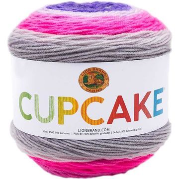Lion Brand Lion Brand Yarn Cupcake Tutu Much