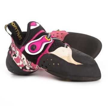 La Sportiva Made in Italy Solution Climbing Shoes (For Women)