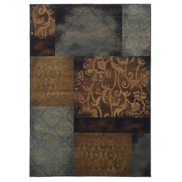 Oriental Weavers of America Tanner, Blue