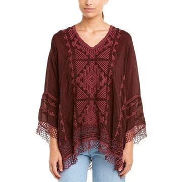 Johnny Was Womens Blouse