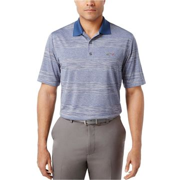 Greg Norman Mens Performance Rugby Polo Shirt