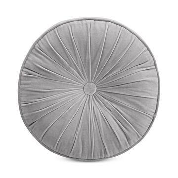 Velvet Circle Decorative Pillow, Created for Macy's