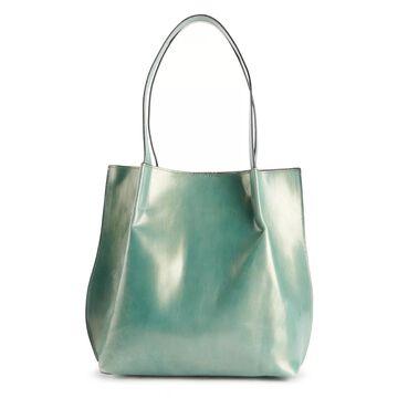 AmeriLeather Rikki Leather Handbag
