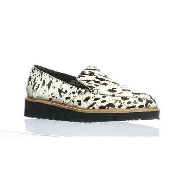 Azura Womens Montse White Loafers EUR 39