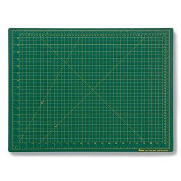 Darice Self Healing Cutting Mat - Green - 18 x 24 inches