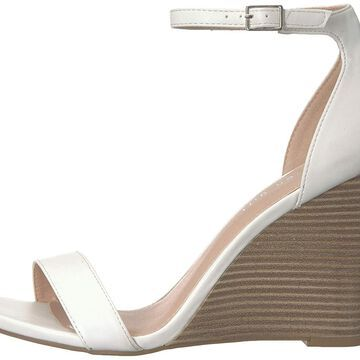 Madden Girl Womens Willow Leather Peep Toe Casual Ankle