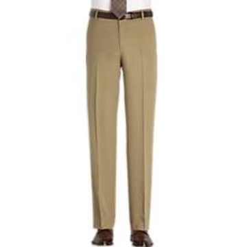 Joseph & Feiss Tan Classic Fit Pants