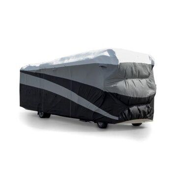 Camco ULTRAGuard Supreme Cover-Extremely Durable Design Fits Class A Model RVs 40' -43', Weatherproof with UV Protection and Dupont Tyvek Top (56110)