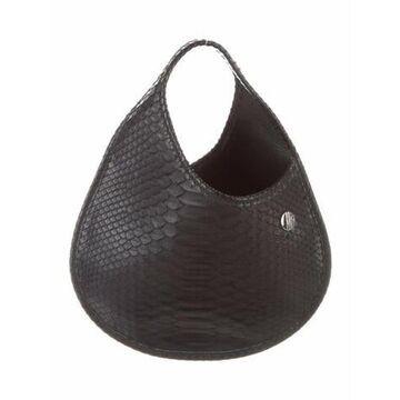 Mini Python Bag Black