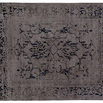 Russling Rug - Navy - Exquisite Rugs - 8'x10' - Blue