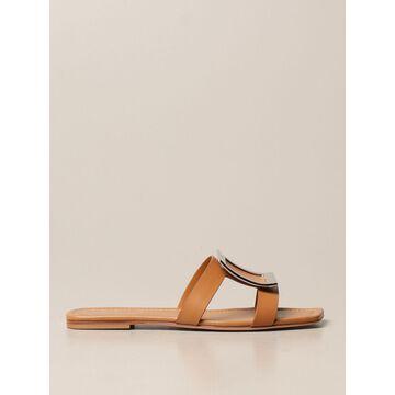 Bikiviv 'roger Vivier Leather Sandal