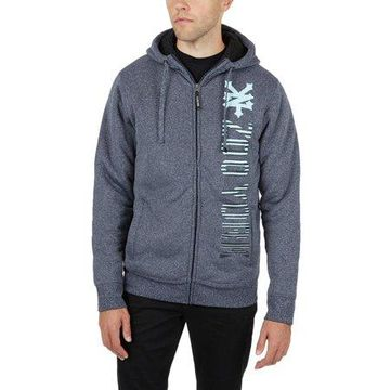Zoo York Men's Printed Jacket with Sherpa Lining