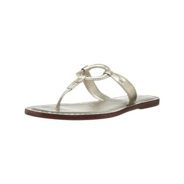Bernardo Womens Matrix Dress Sandals Thong O-Ring