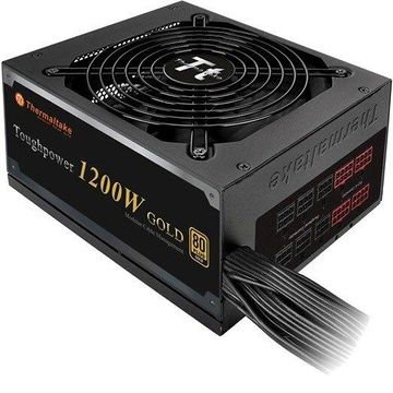 Thermaltake Toughpower Atx12v & Eps12v Power Supply - 120 V Ac, 230 V Ac Input Voltage - 3.3 V Dc,