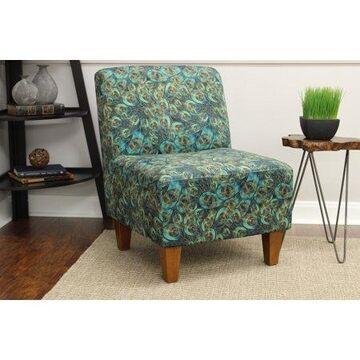 Mainstays Amanda Armless Accent Chair, Multiple Colors