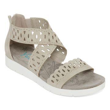Yuu Womens Indy Strap Sandals