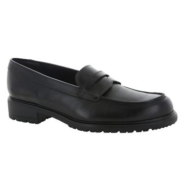 Munro Womens Jordi Leather Closed Toe Loafers