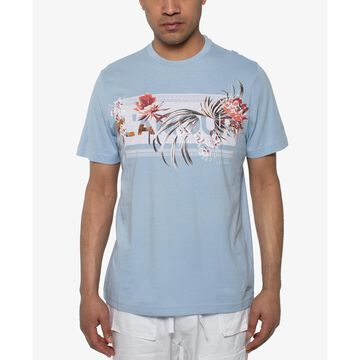 Men's Lamour Floral Graphic T-Shirt