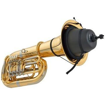 Yamaha SB1X SILENT Brass System for Tuba w/ Pickup Mute and Personal Studio