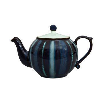 Dinnerware Peveril Collection Stoneware Accent Teapot
