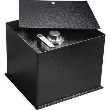 Barska 0.89 Cubic Ft Floor Safe W/Slot