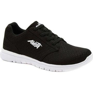 Avia Women's AVI-Solstice Running Shoe Black/White