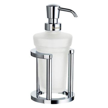 Smedbo Outline 3 3/8 Free Standing Soap Dispenser in Polished Chrome, FK201
