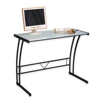 LumiSource Sigma Desk in Black