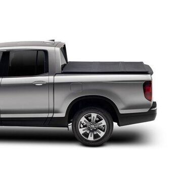 Extang 83590 Solid Fold 2.0 Tonneau Cover; Black Textured Paint;