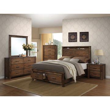 Acme Furniture Merrilee Platform Bed
