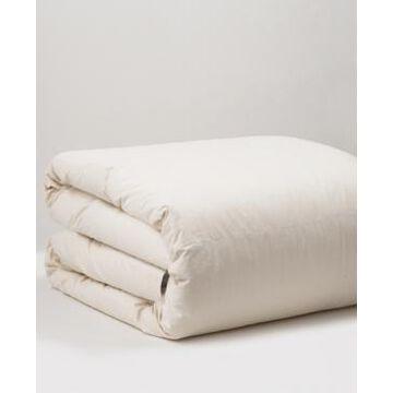 Weatherproof Vintage 100% Organic Cotton Comforter, Queen