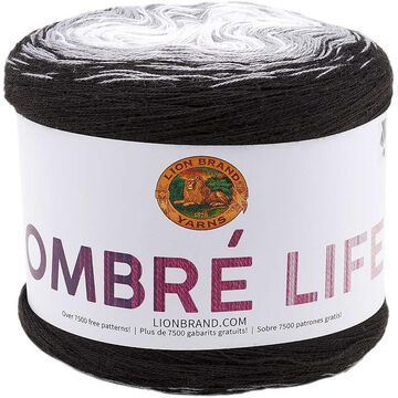 Lion Brand Ombre Life Midnight