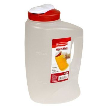 Rubbermaid 3 Quart Mixermate Pitcher