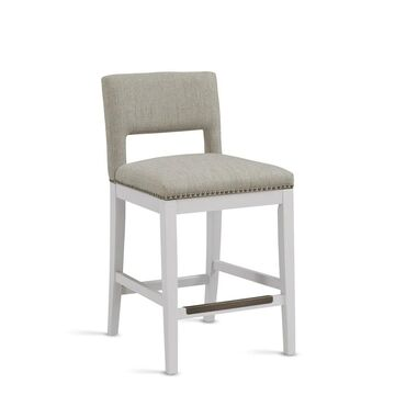 Robbins Taupe Counter Stool by Greyson Living
