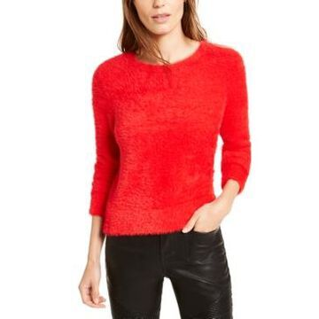 Bar Iii Eyelash-Finish Sweater, Created for Macy's