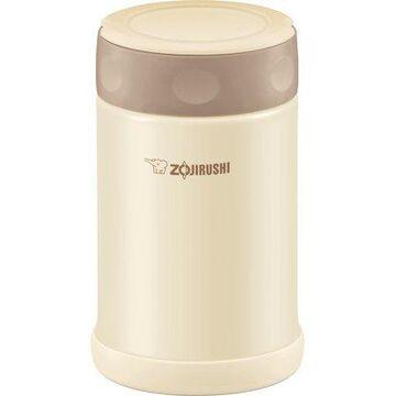Zojirushi SW-EAE50CC 17oz Stainless Steel Food Jar, Cream