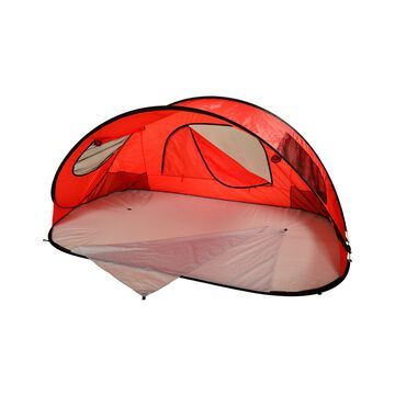 Extra Large Instant Easy Beach Tent Sun Shelter with Carrier
