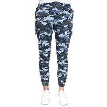 Almost Famous Juniors' Cargo-Pocket Jogger Pants