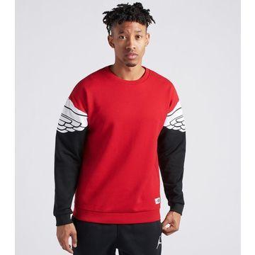 Jordan Mens Red Clothing / Sweatshirts M