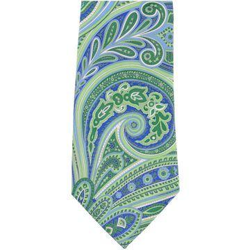 Geoffrey Beene Mens Paisley Dreams Necktie