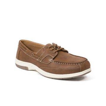 Deer Stags Men's Mitch Memory Foam Boat Shoe Men's Shoes