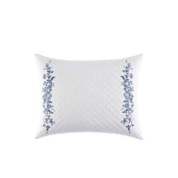 Laura Ashley Women Charlotte Diamond Stitch Pillow -