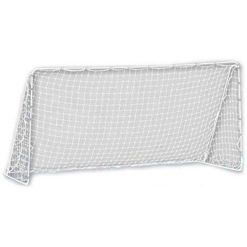 Franklin Sports Steel 12' x 6' Competition Soccer Goal (White)