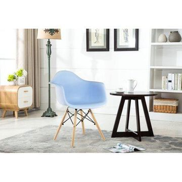 Porthos Home Libby Mid-Century Eames Chair (Set of 2)