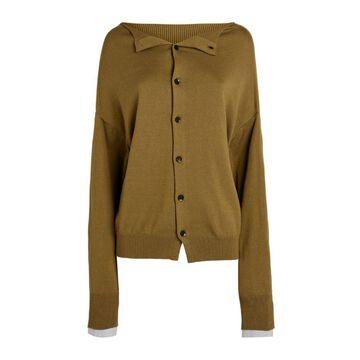 Yohji Yamamoto Button-Up Cardigan