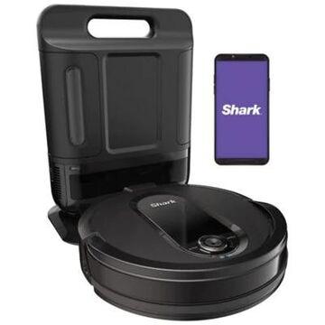 Shark Iq Robot Vacuum With XL Self Empty Base, Bagless, Self Cleaning Brushroll Rv1001Ae Black