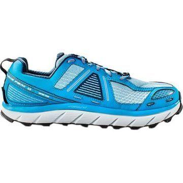 Altra Footwear Lone Peak 3.5 Blue Women's Trail Running Shoes
