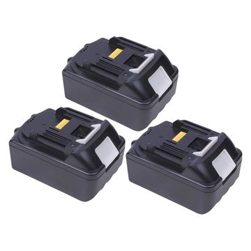 Replacement For Makita BL1815 Power Tool Battery (3000mAh, 18v, Li-Ion) - 3 Pack